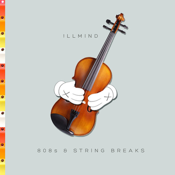 !llmind Special Edition BLAP KIT: 808s & String Breaks