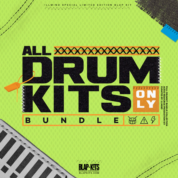 "ALL ""DRUM KITS"" BUNDLE"
