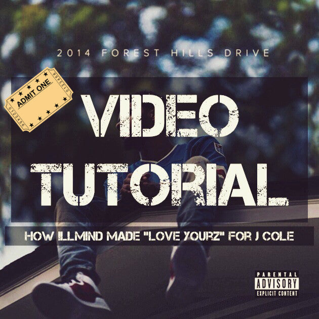 "Video Tutorial: How !llmind Made The Beat On ""Love Yourz"" for J Cole"