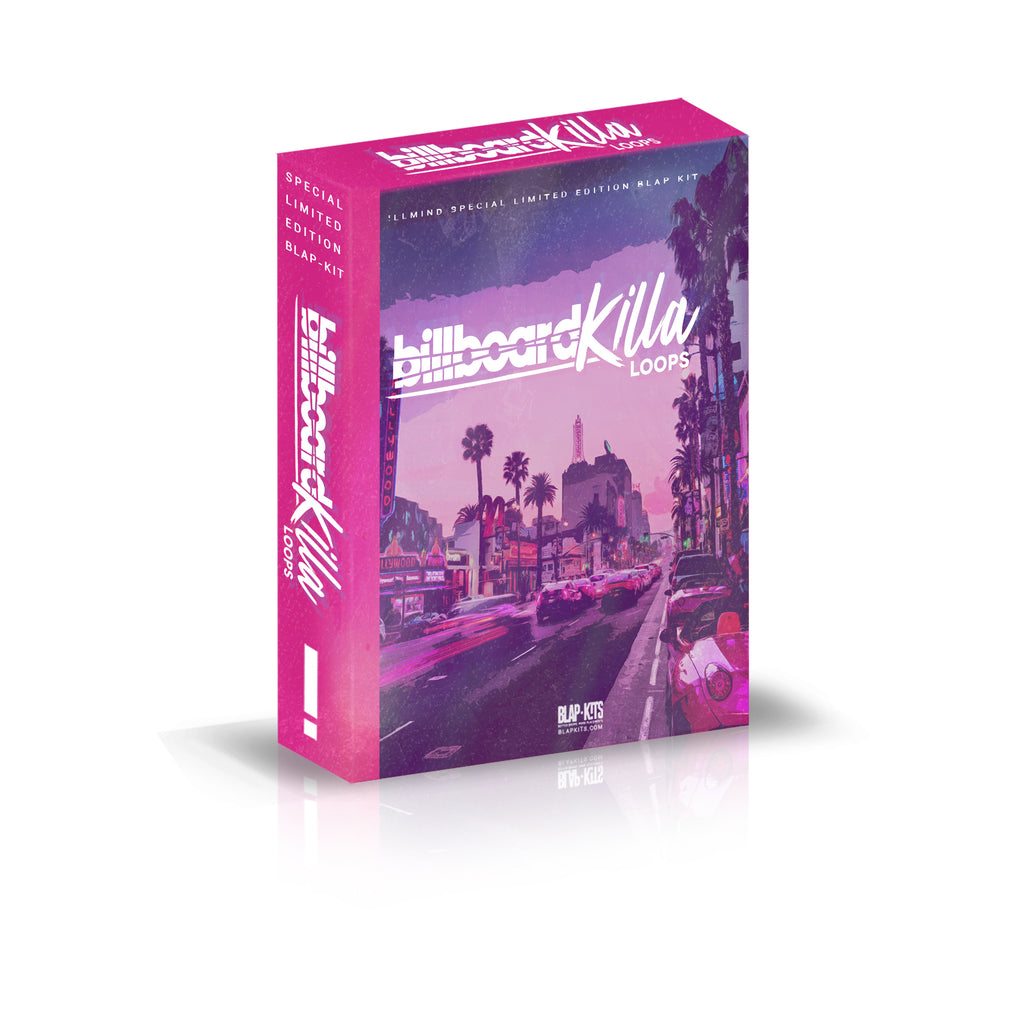 Special Limited Edition: Billboard Killa Loops