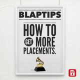 Blap Tips: How To Get More Placements