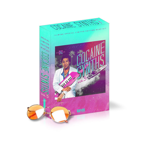 Special Limited Edition: Cocaine Synths Volume 5