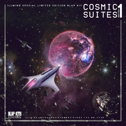 Special Limited Edition: Cosmic Suites Volume 1
