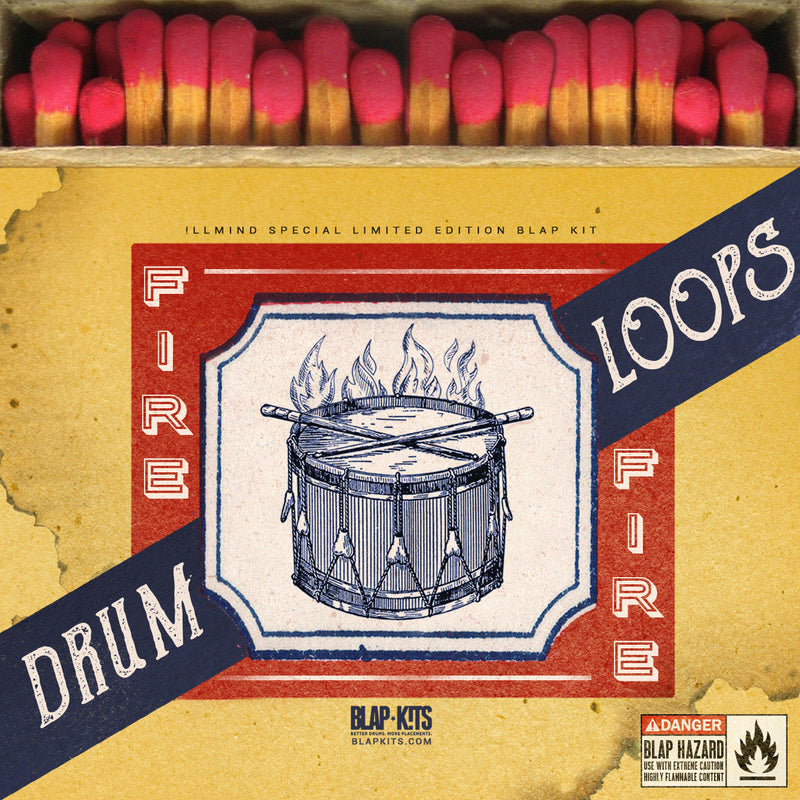 Special Limited Edition: Fire Drum Loops