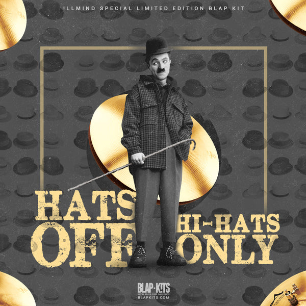 Special Limited Edition: Hats Off (Hi-Hat Loops & One Shots)