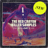 Special Limited Edition: The Red Crayon Killer Samples Volume 2