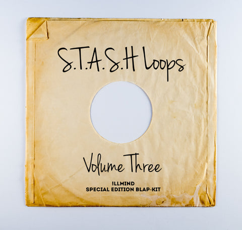 Special Limited Edition: S.T.A.S.H. Loops Volume Three