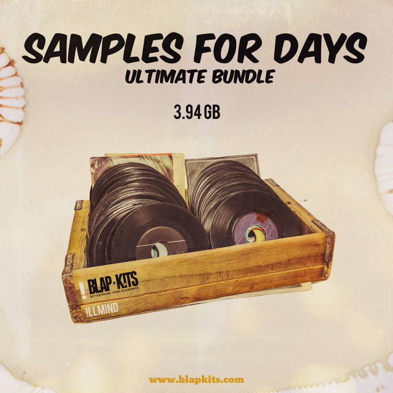 Samples For Days Ultimate Bundle