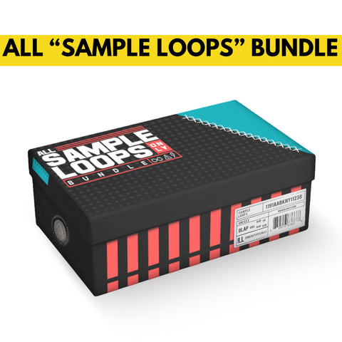 "ALL ""SAMPLE LOOPS"" BUNDLE"
