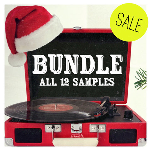 12 Days Of Samples BUNDLE (All 12 Samples)