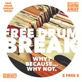 FREE DRUM BREAK #3 (WHOA)