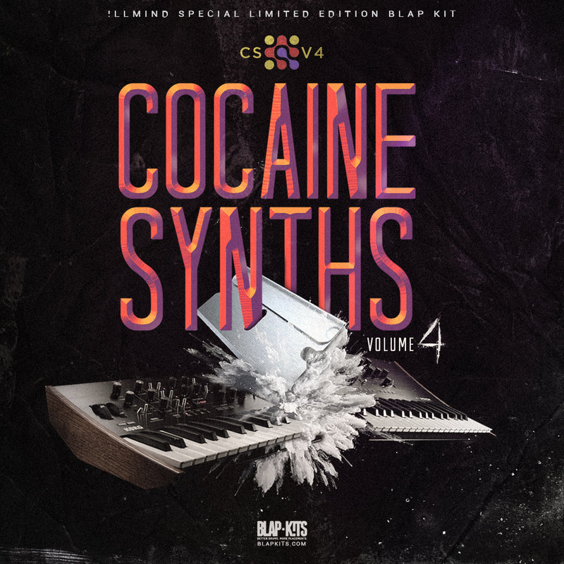 Special Limited Edition: Cocaine Synths Volume 4