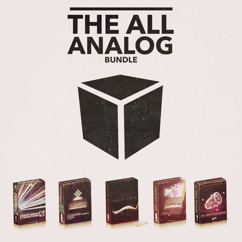 The All Analog Bundle
