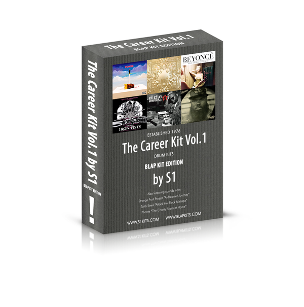 "Symbolyc One Presents: ""The Career Kit"" Vol. 1 (Blap Edition)"