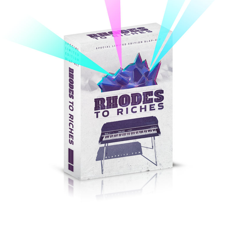 Special Limited Edition: Rhodes To Riches