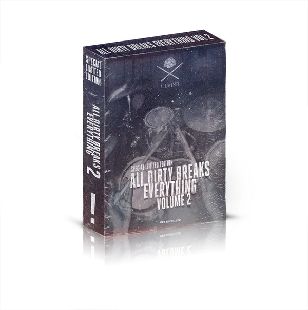 Special Limited Edition: All Dirty Breaks Everything Volume 2