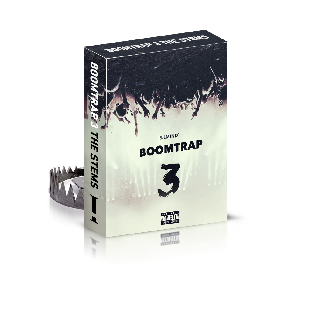 "Special Limited Edition: BoomTrap Volume 3 ""The STEMS"""