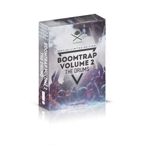 "Special Limited Edition: BoomTrap Volume 2 ""The Drums"""