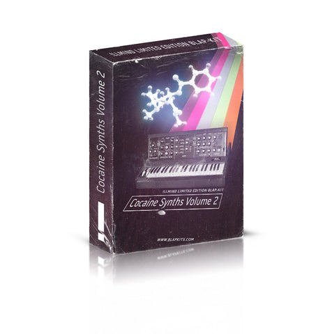 Special Limited Edition: Cocaine Synths Volume 2 (The Re-Up)