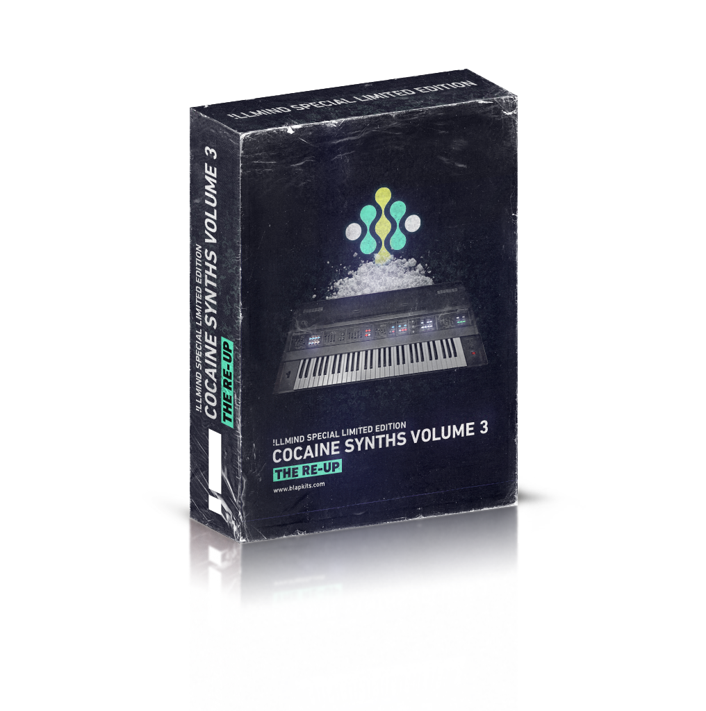 Special Limited Edition: Cocaine Synths Volume 3 (The Re-Up)
