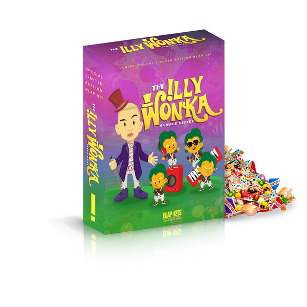 The !lly Wonka Sample Loop Series