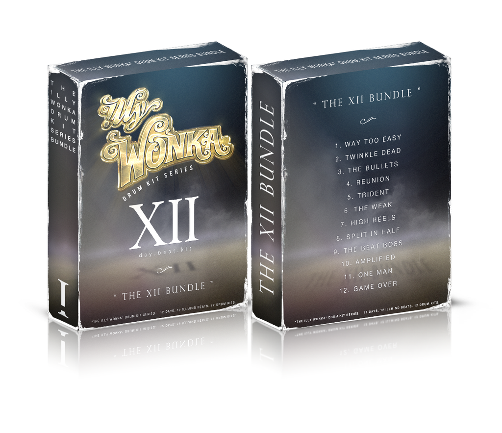The !lly Wonka Drum Kit Series BUNDLE