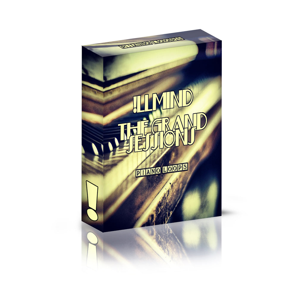!llmind Special Edition BLAP KIT: The Grand Sessions - Piano Loops