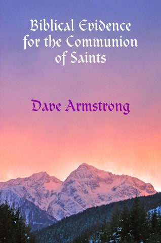 Biblical Evidence for the Communion of Saints