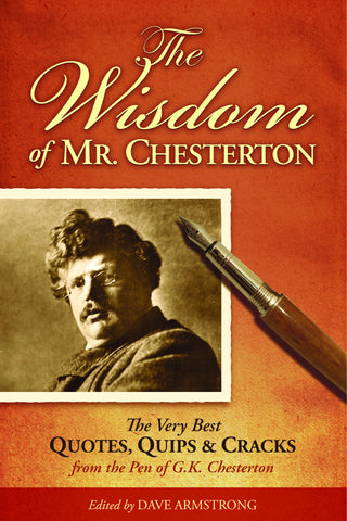 """The Catholics Next Door"": My Chesterton Quotes Book (3-3-10)"
