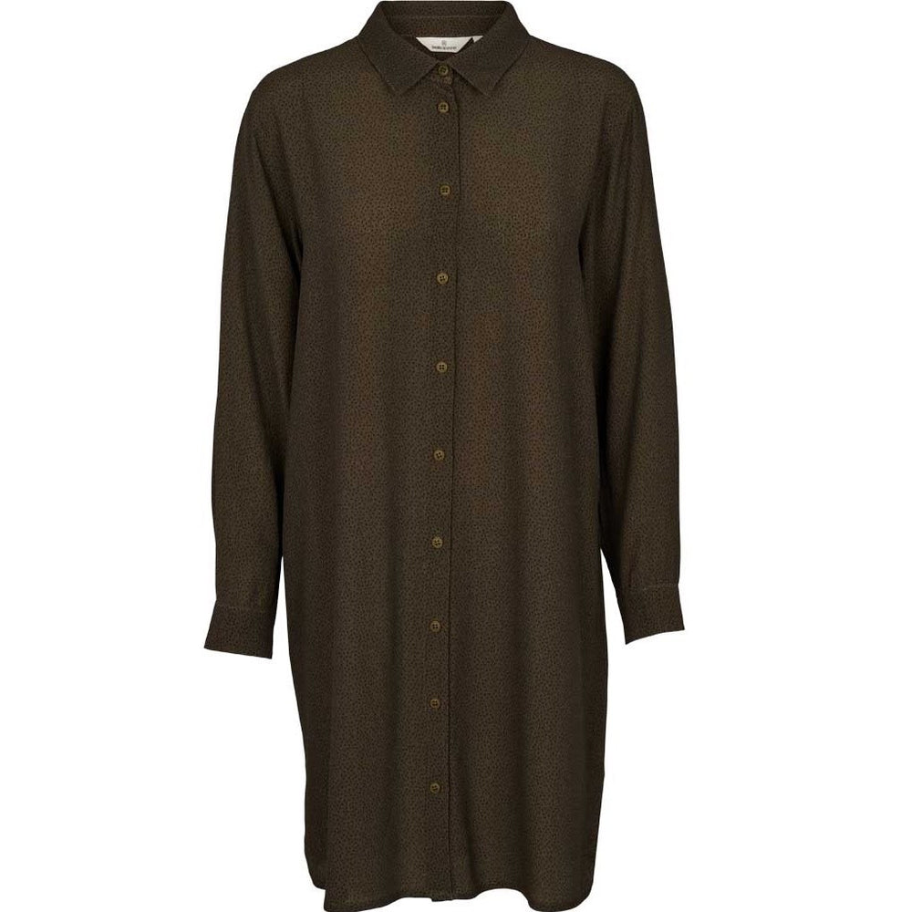 Basic Apparel - Betina shirt dress