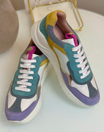 CPHBREEZE - Leather sneaks