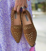 CPHMOLLY - Loafers (Cognac)