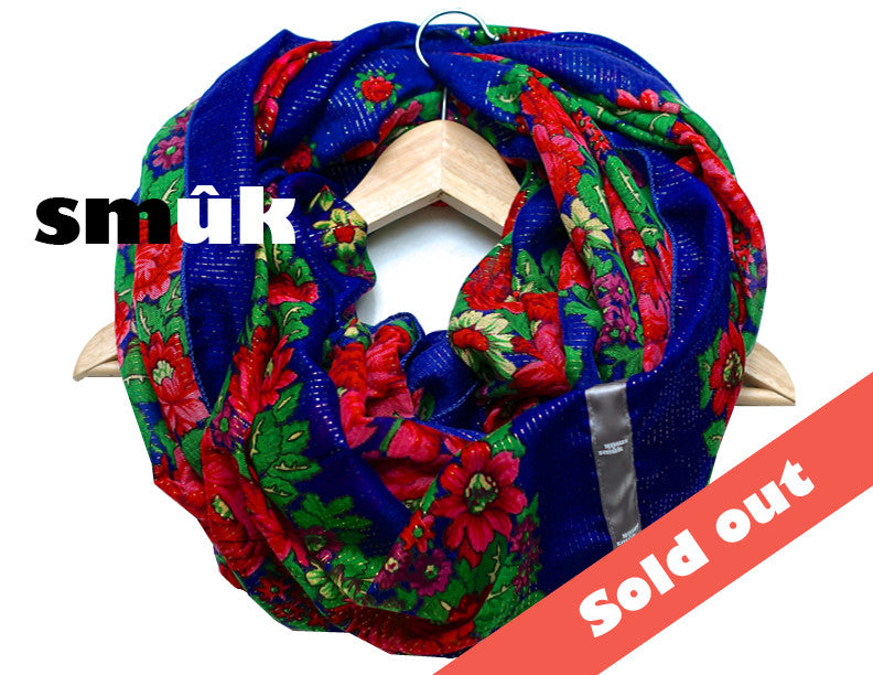 Pamir dark-blue smûk