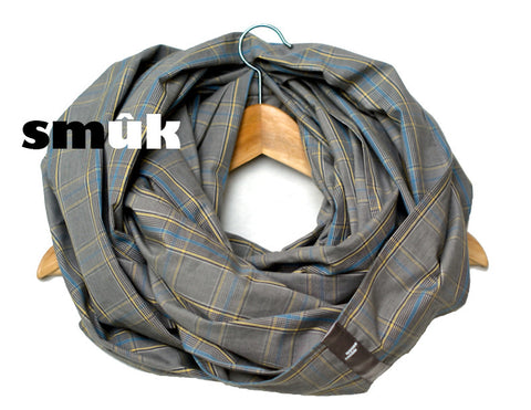 Sumatra grey checkered smûk