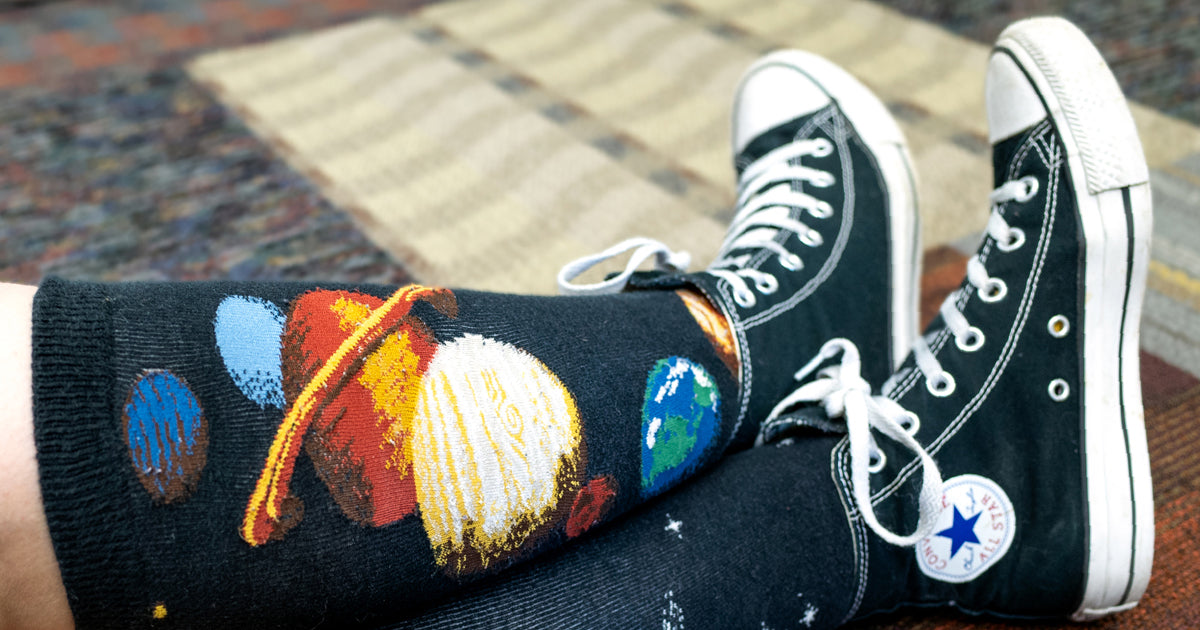Socks to Wear With Converse | Best