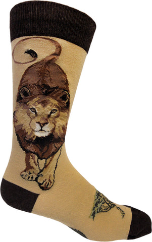 Boss Lion women's crew socks