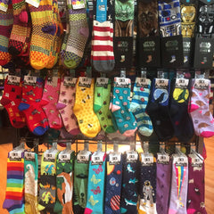 Collection of socks for children