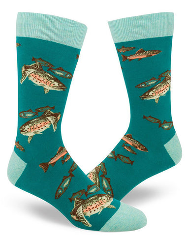 Trout Fishing socks for men