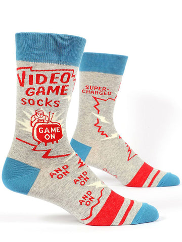 Video game socks for men