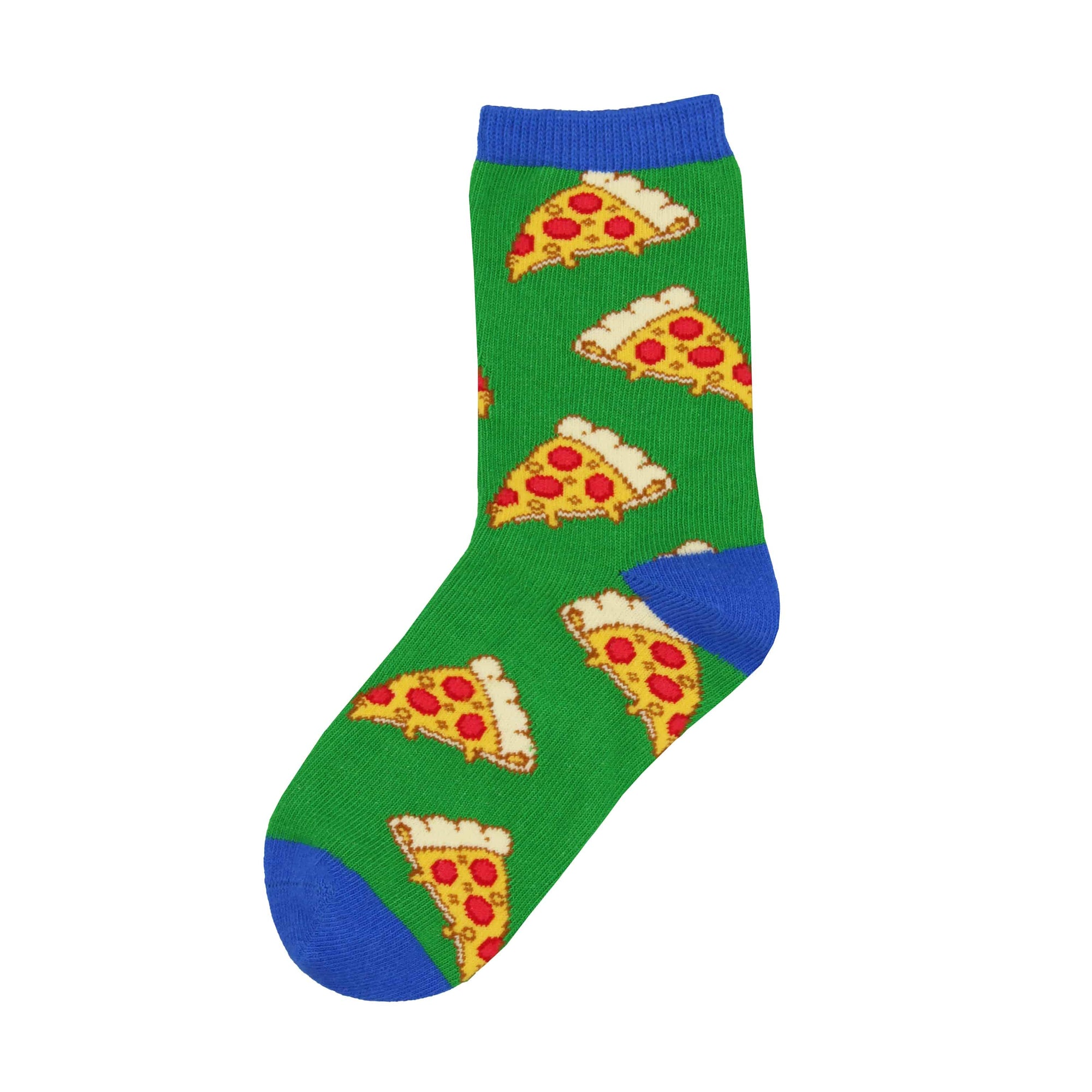 Your kid's eyes will be the size of pizza pies when they see these pizza socks.