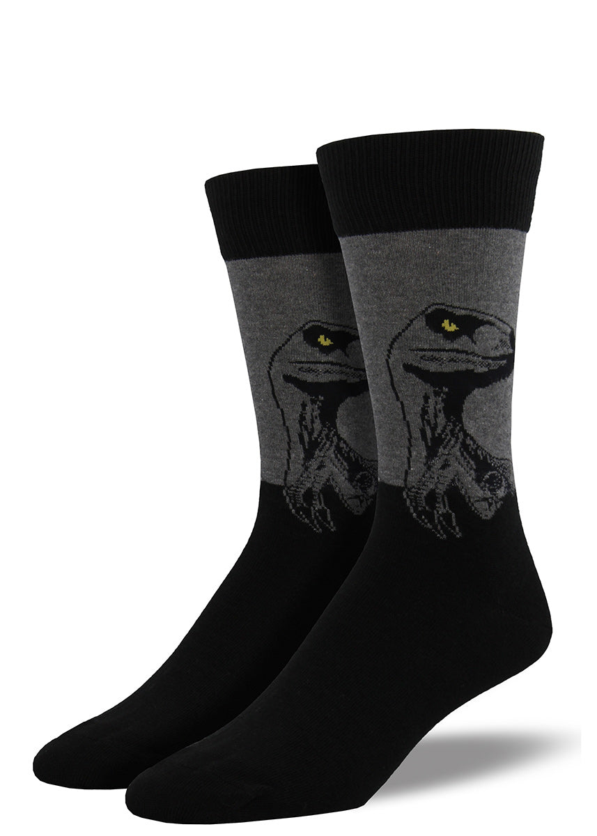 These raptor socks for men may or may not assist you in opening doors with your feet.