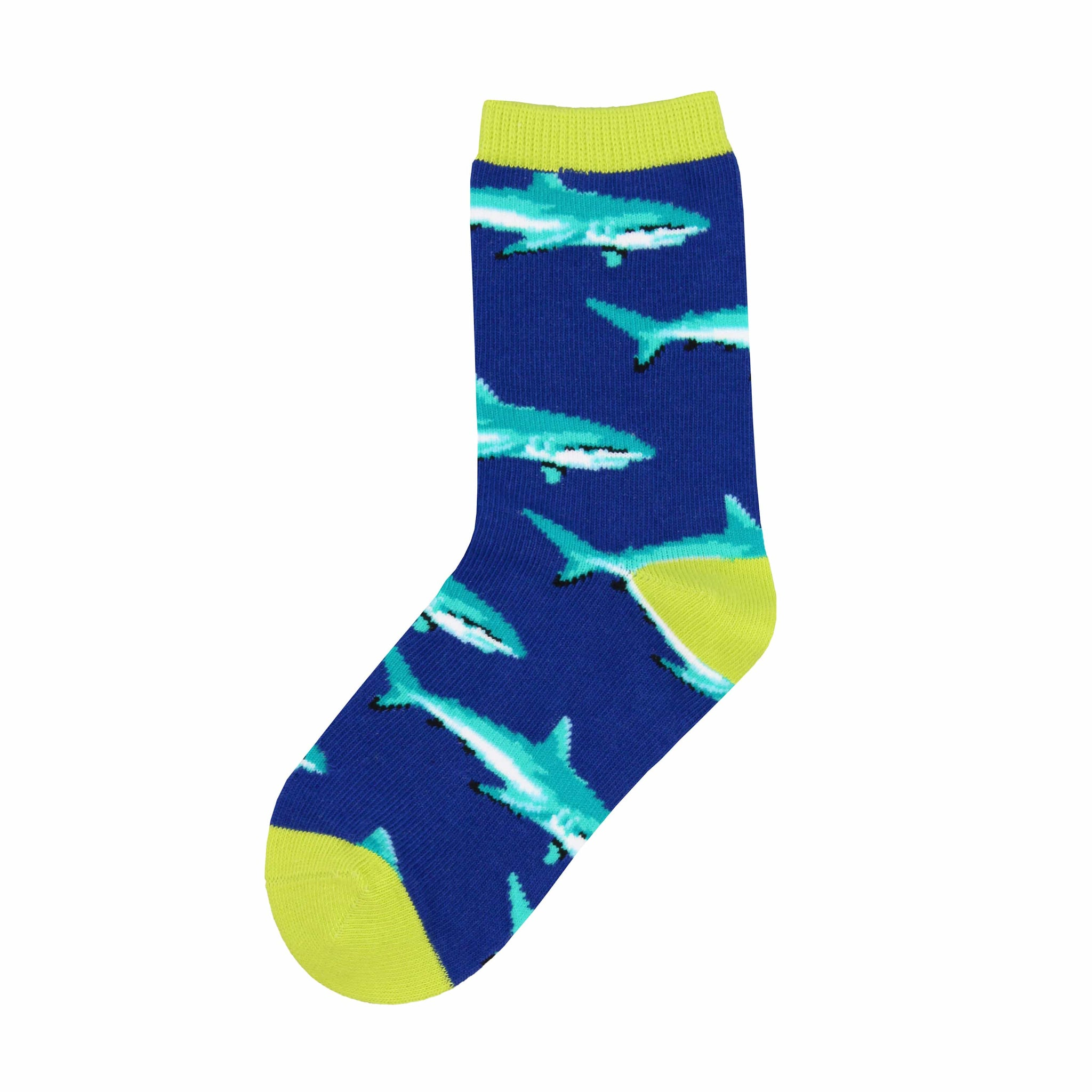 Help your kid impress those school chums with these shark socks for  children.
