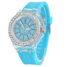 Charger l'image dans la galerie, Montre Diamond Led Flash Lumineuse