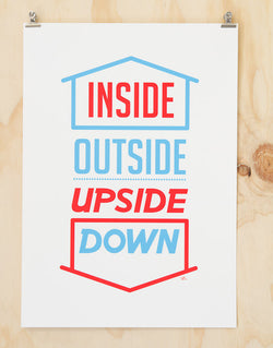 Inside Outside print