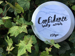 Confidence Body Scrub 250 grams