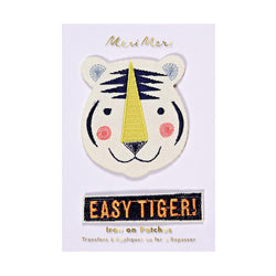 Easy Tiger Patch