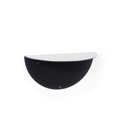 Fold Circle Ledge - Black
