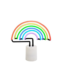 Rainbow Neon Light / Large