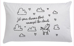Unicorn Dreams Organic Pillowcase