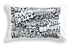 Henry & Co Graffiti Pillowcase